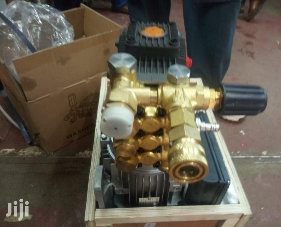 Pioneer Spare Pump 3450psi