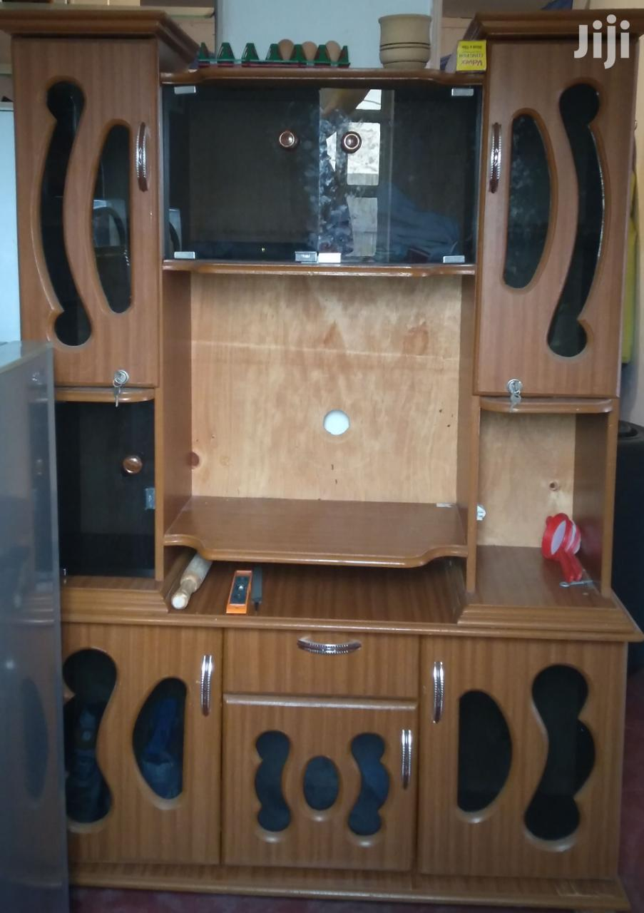 Wall Unit With Lower N Upper Part   Furniture for sale in Nairobi Central, Nairobi, Kenya