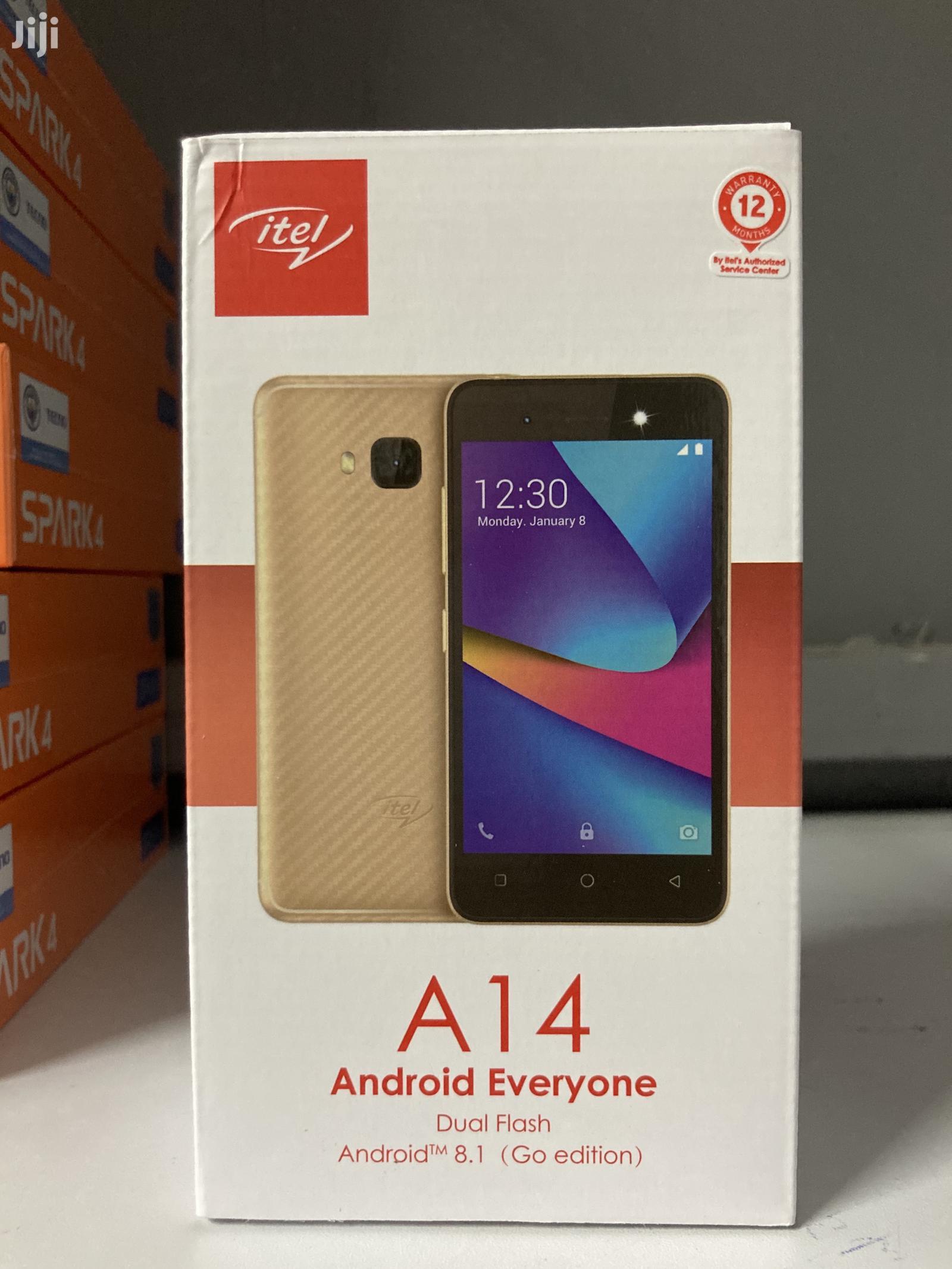 New Itel A14 8 GB