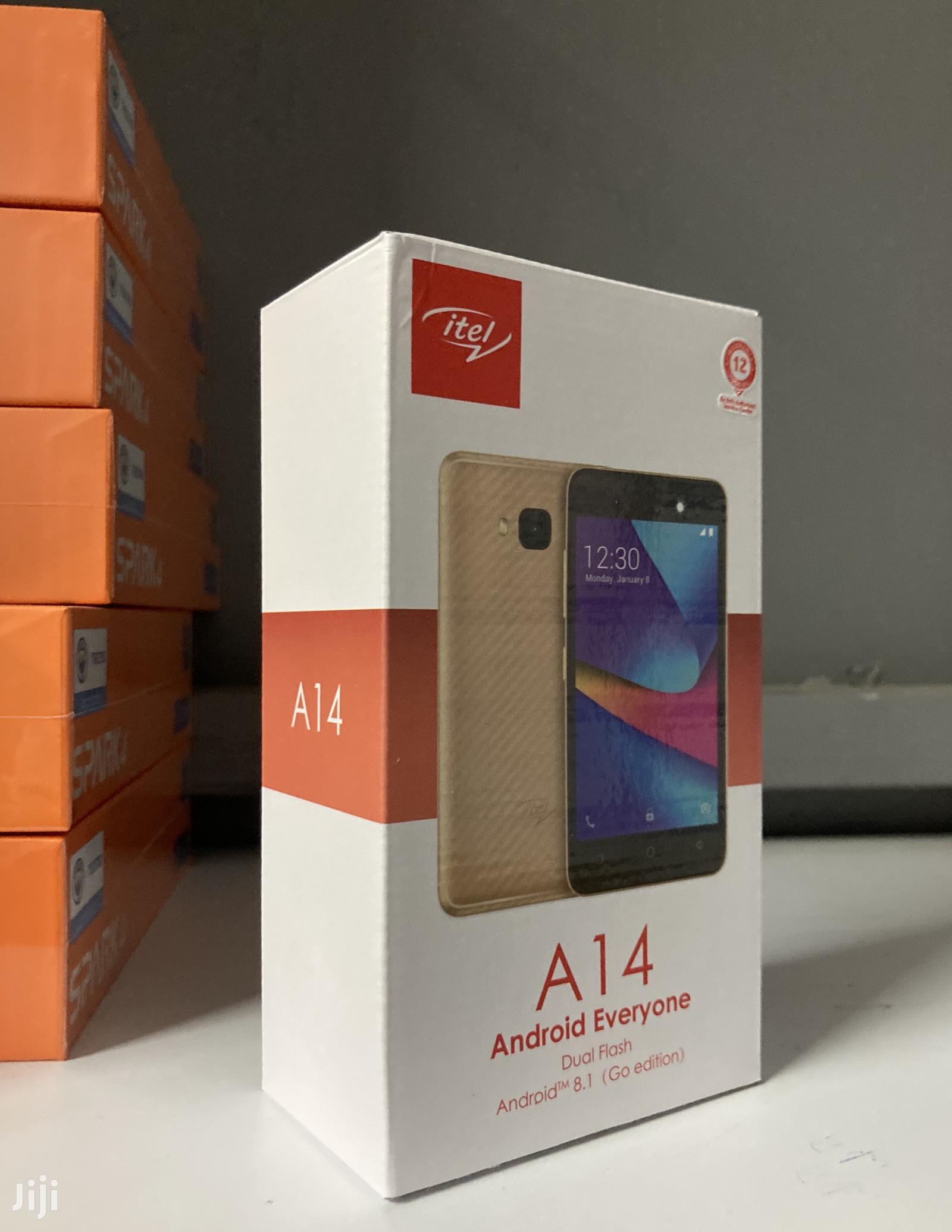 New Itel A14 8 GB   Mobile Phones for sale in Nairobi Central, Nairobi, Kenya