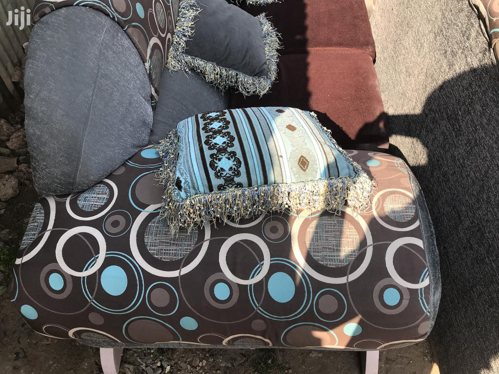 Archive: Five Seater King Large Couch