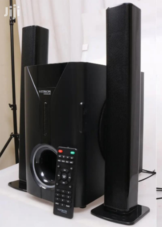 Archive: Vitron V527 2.1 Channel Multimedia Sound Bar Speaker System