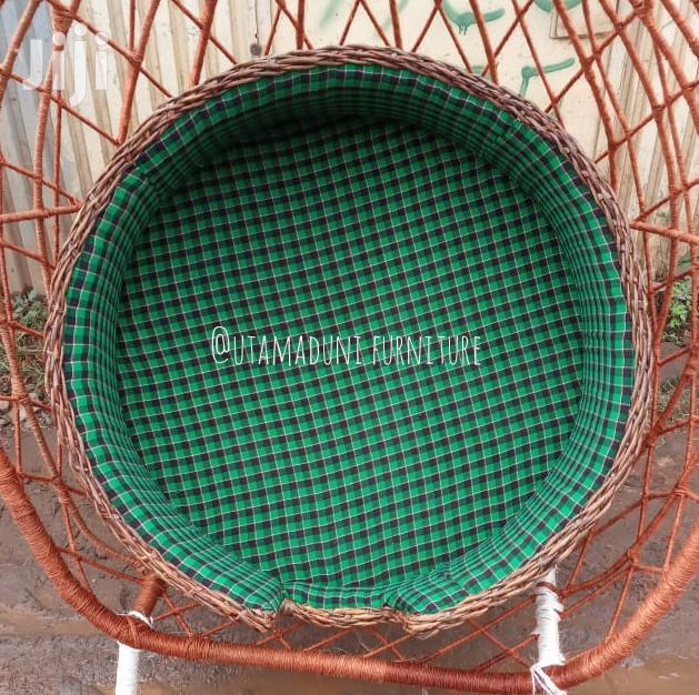 Rattan Dog Basket