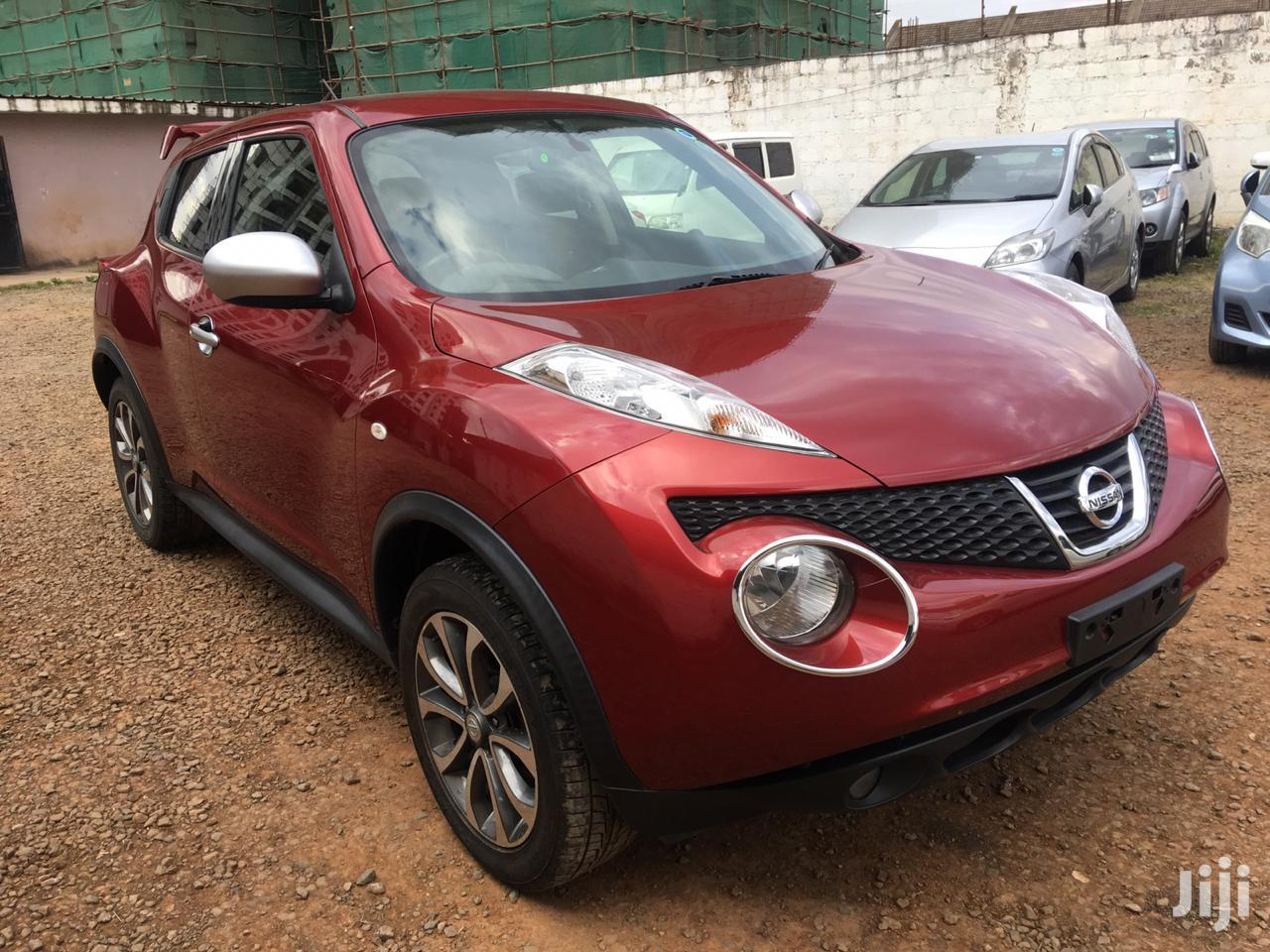 Nissan Juke 2013 Red | Cars for sale in Ngando, Nairobi, Kenya
