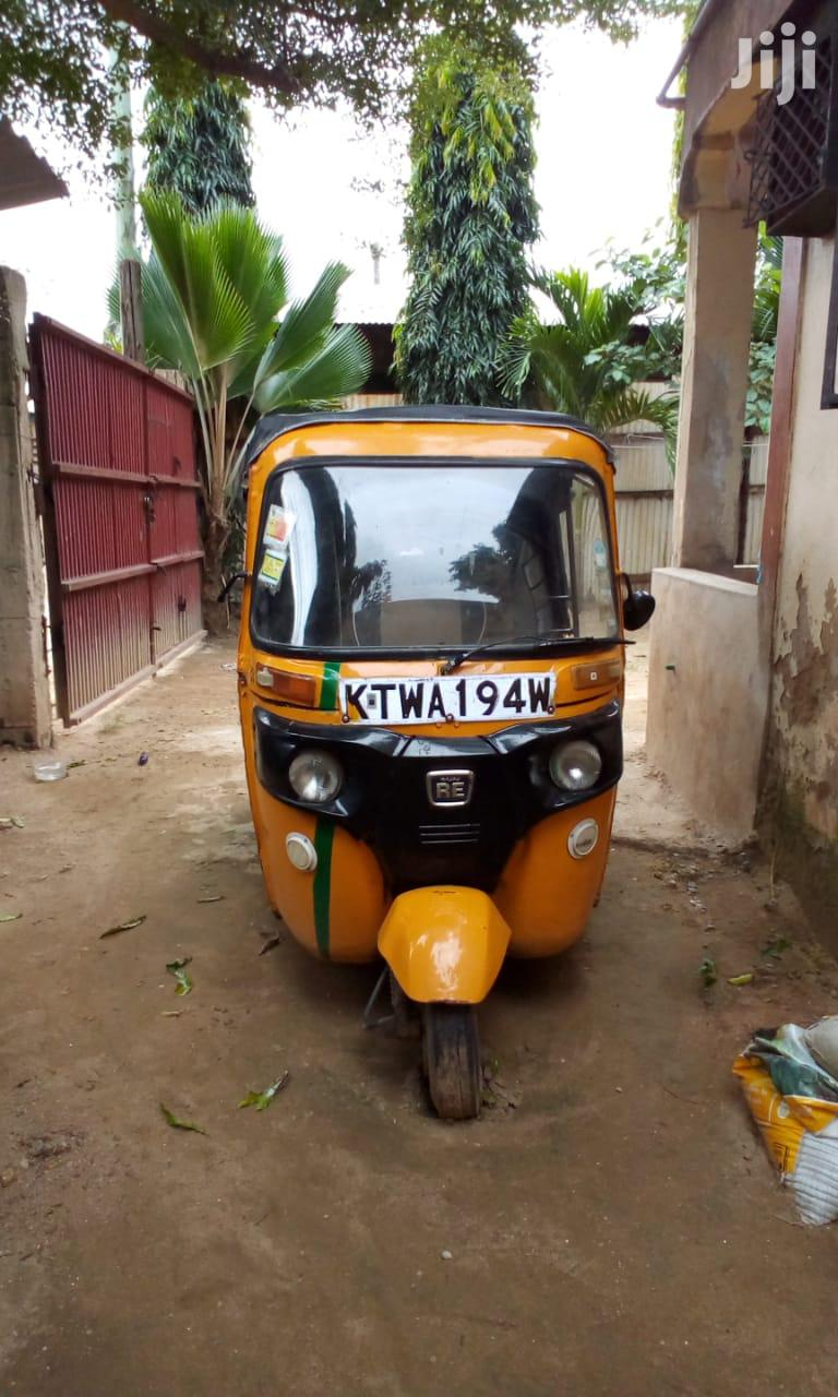 Bajaj RE 2014 Yellow | Motorcycles & Scooters for sale in Jomvu, Mombasa, Kenya