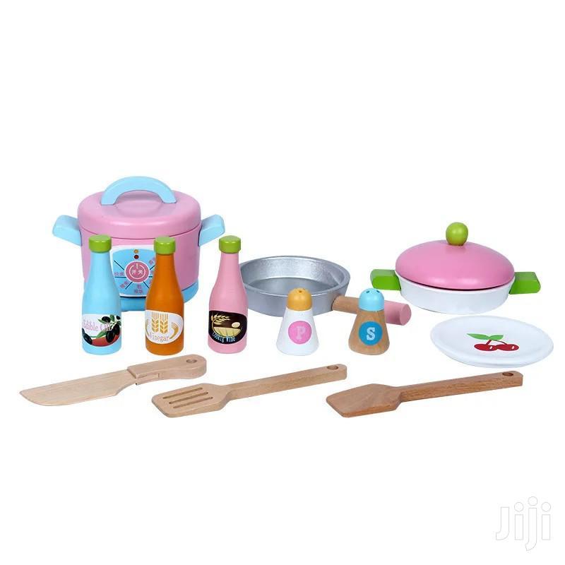 Wooden Kitchen Set | Toys for sale in Pangani, Nairobi, Kenya