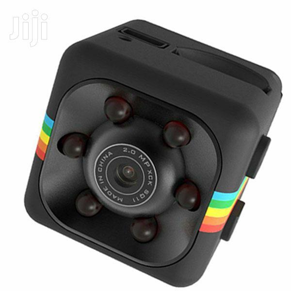 Archive: Mini Spy Camera - Hidden Camera - SQ11 Full HD 1080P Car Hid