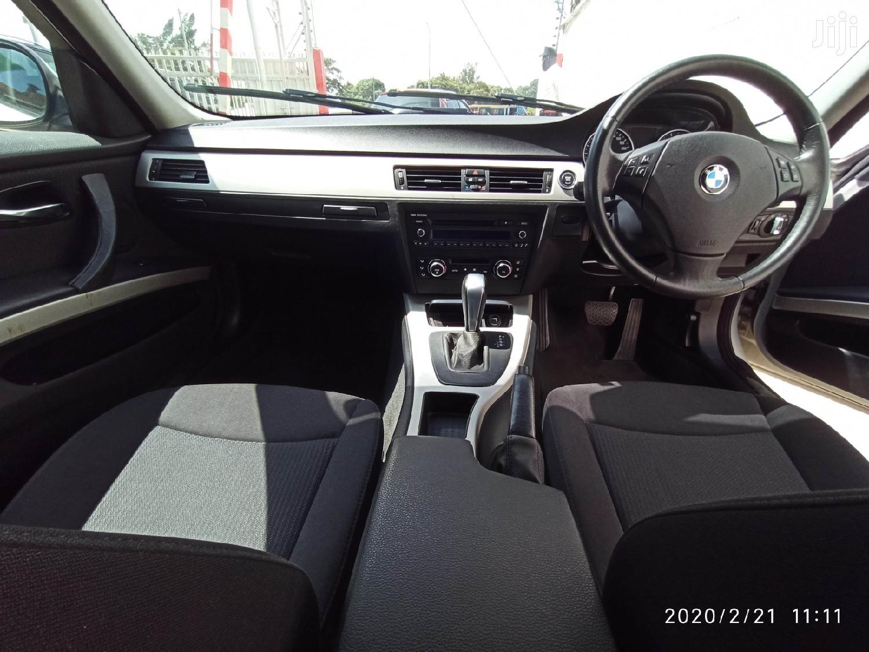 Archive: BMW 320i 2012 White