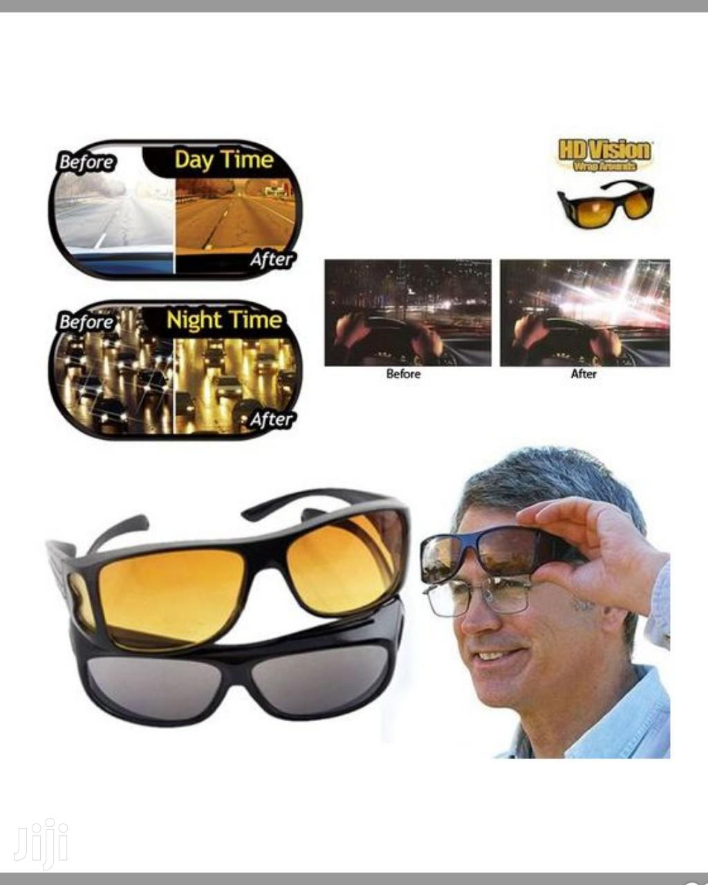 2 in 1 Night and Day Vision Sunglasses