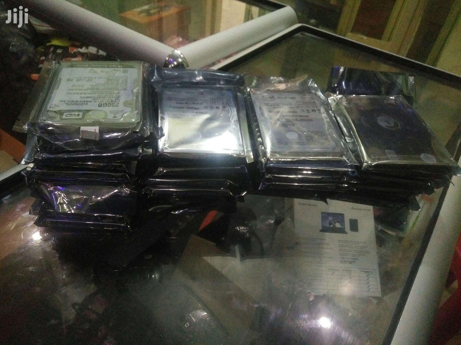 Archive: 250gb Laptop Hard Drive