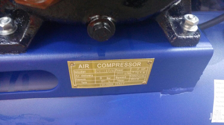 Electric Air Compressor 50l | Vehicle Parts & Accessories for sale in Nairobi South, Nairobi, Kenya