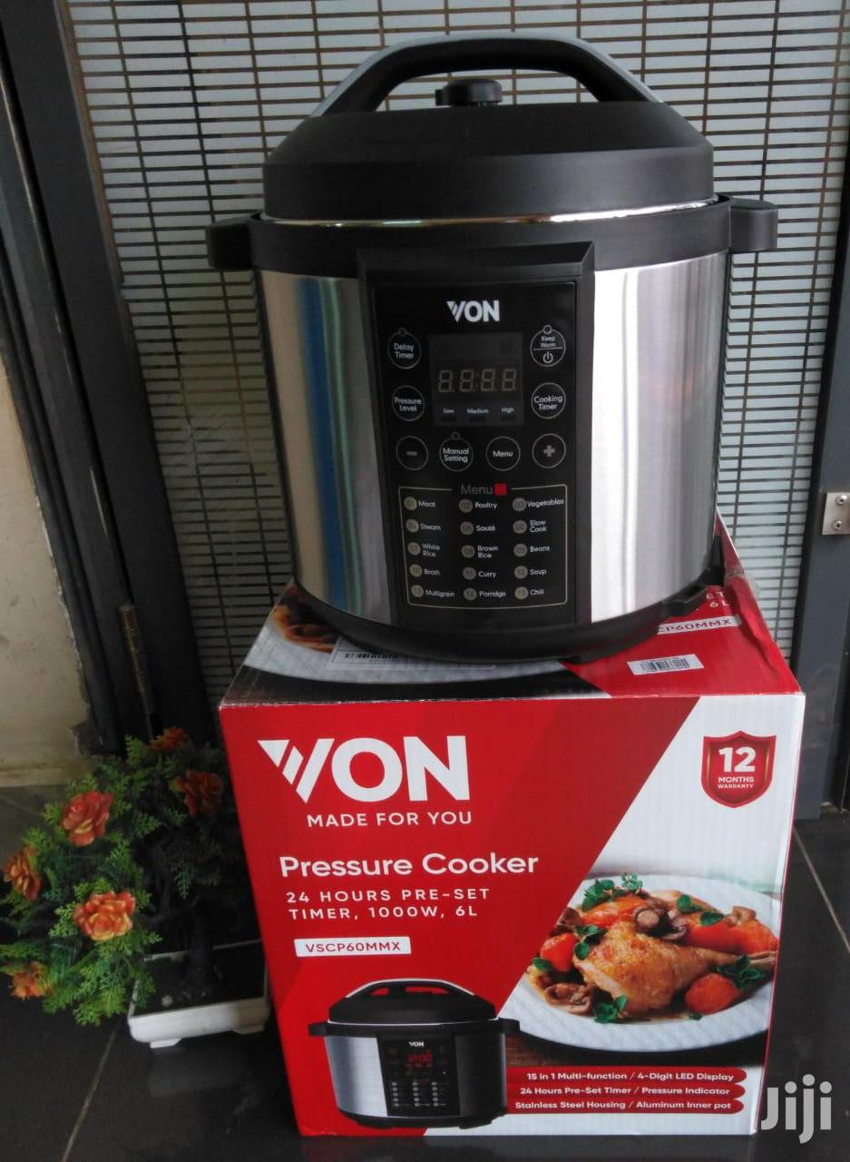 Von Electric Pressure Cooker | Kitchen & Dining for sale in Nairobi Central, Nairobi, Kenya