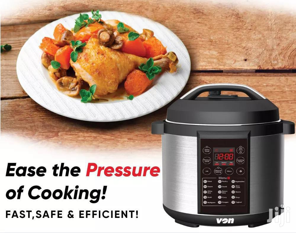 Von Electric Pressure Cooker