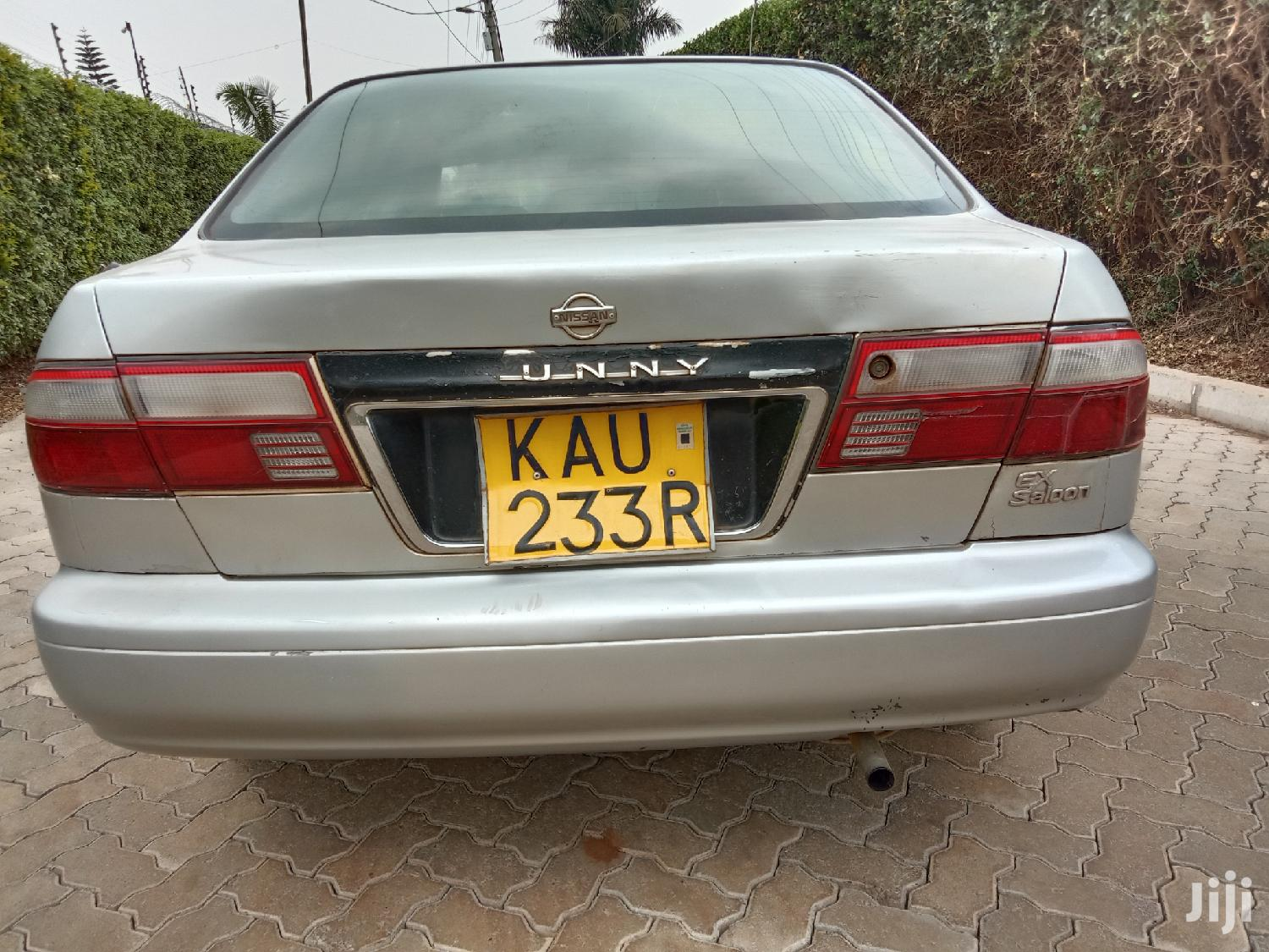 Archive: Nissan Sunny 1999 Wagon Silver