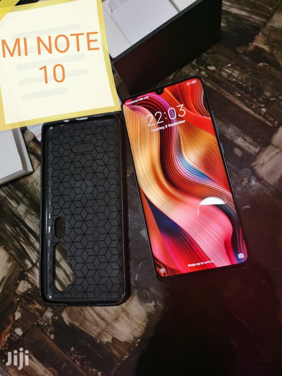 New Xiaomi Mi Note 10 128 GB Black