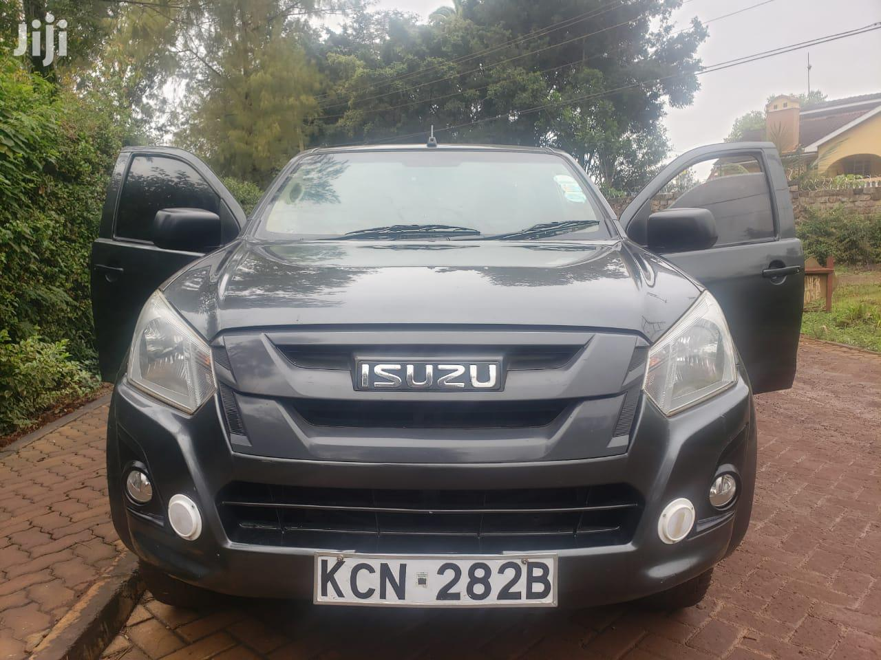 Isuzu D-MAX 2017 Gray | Cars for sale in Township E, Kiambu, Kenya