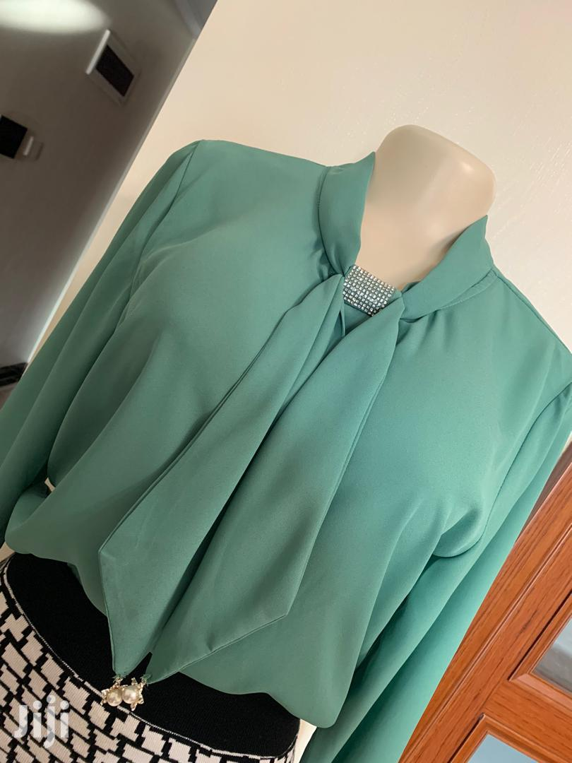 Ladies Blouses Available