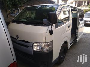 Toyota Hiace 2014 Auto Petrol | Buses & Microbuses for sale in Mombasa, Mvita