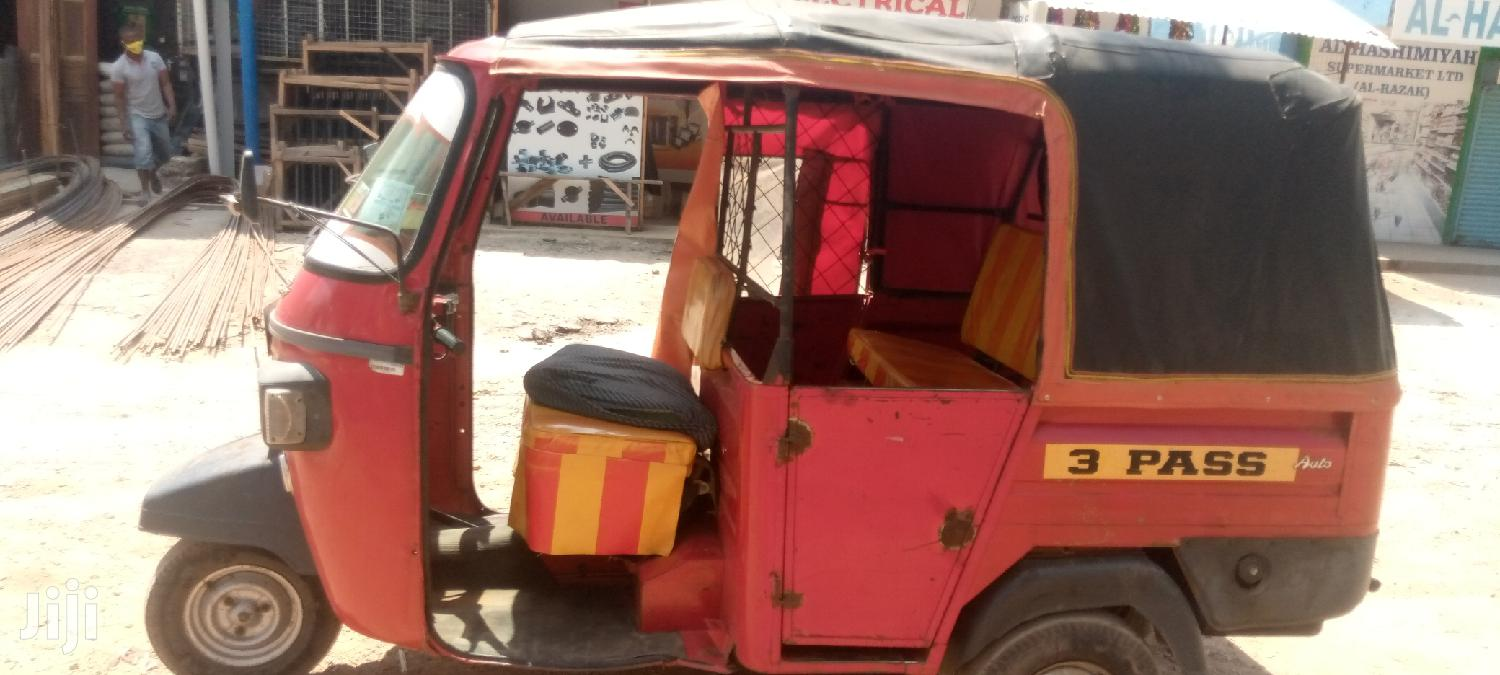 Piaggio 2017 Red   Motorcycles & Scooters for sale in Malindi Town, Kilifi, Kenya