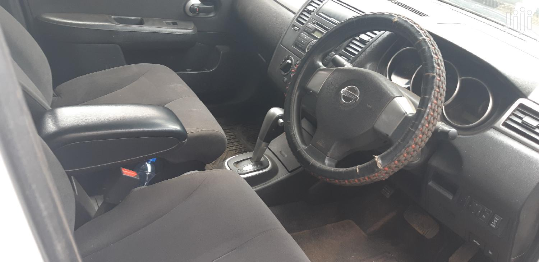 Nissan Tiida 2005 White | Cars for sale in Karen, Nairobi, Kenya