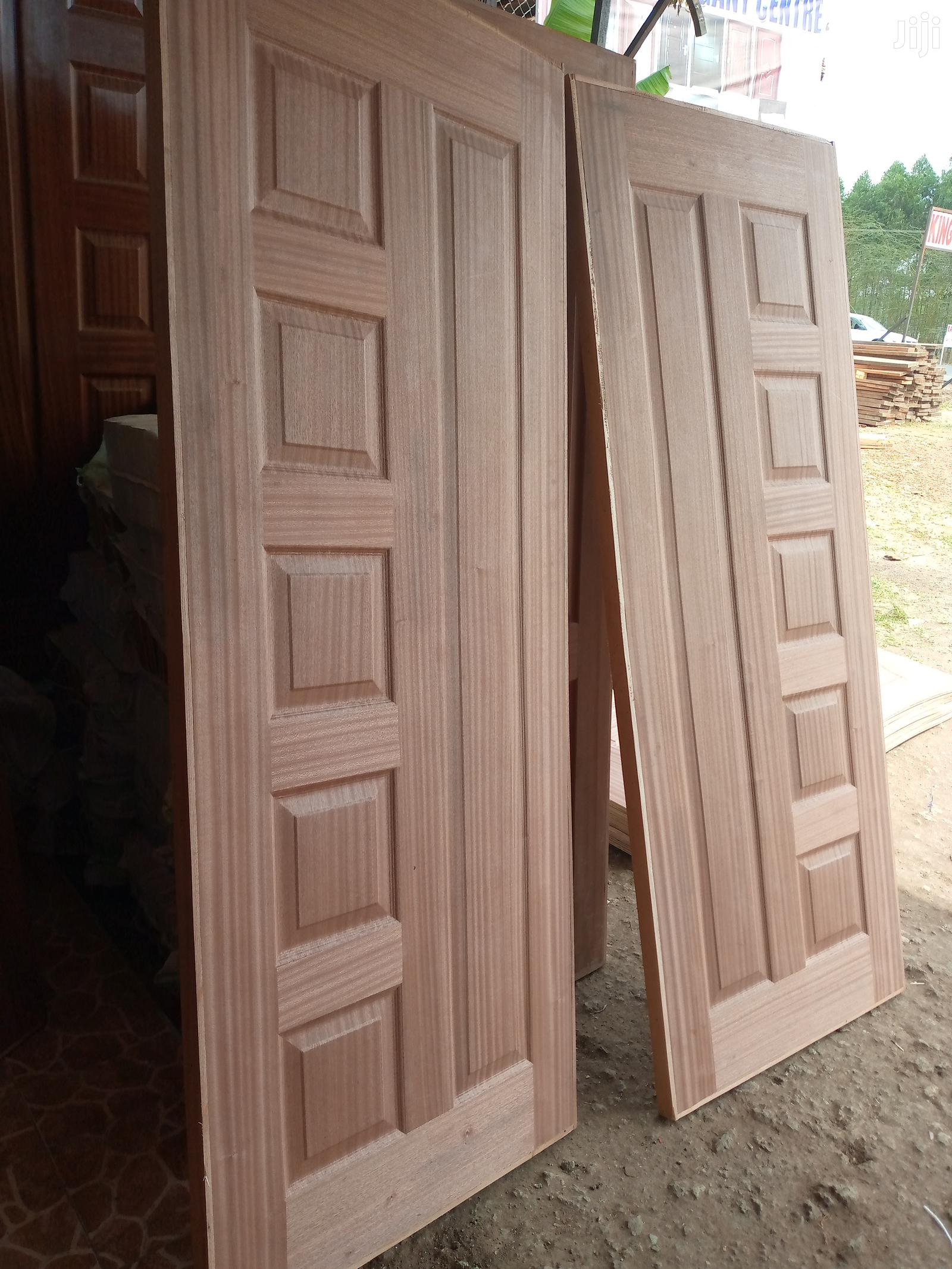 Custom Made Wooden Doors