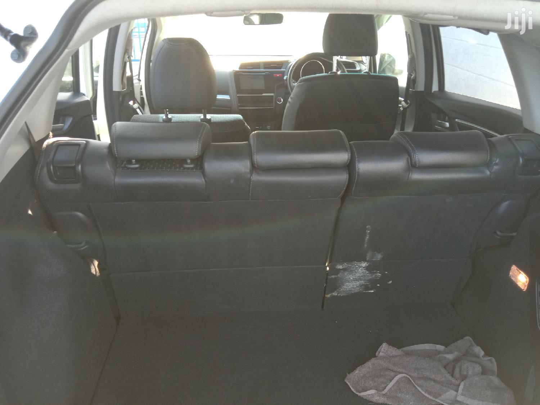 Honda Fit 2014 White | Cars for sale in Mvita, Mombasa, Kenya