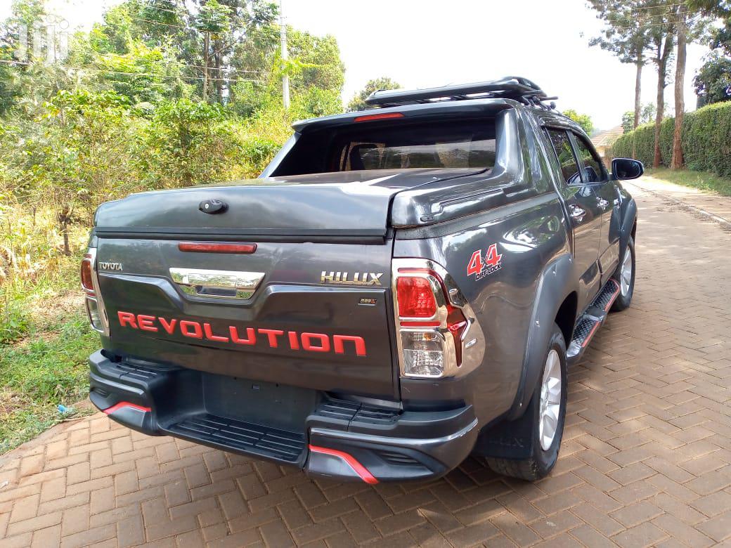 Toyota Hilux 2017 TRD Black 4x4 Black | Cars for sale in Township E, Kiambu, Kenya