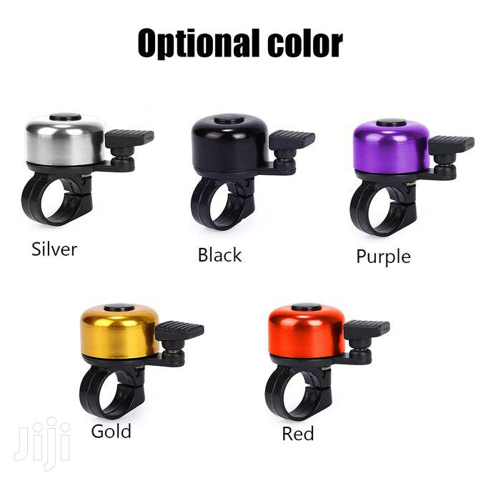Bike Bell Alloy Mountain Road Bicycle Horn Sound Alarm