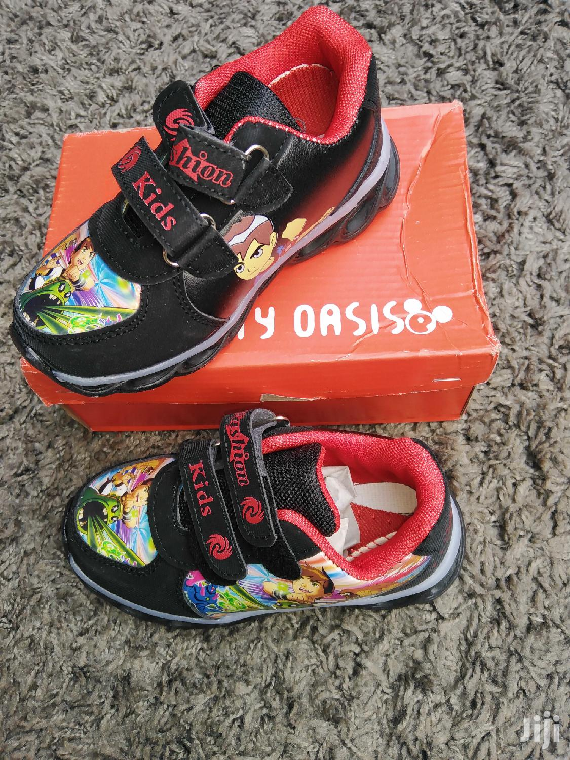 Archive: Kids Shoes Size 21 To 31
