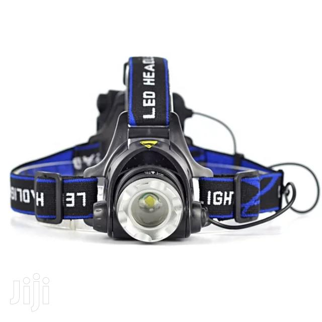 Rechargeable Head Lamp Toch | Camping Gear for sale in Nairobi Central, Nairobi, Kenya