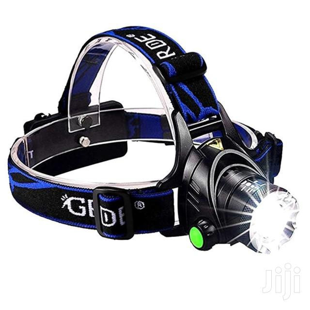 Rechargeable Head Lamp Toch