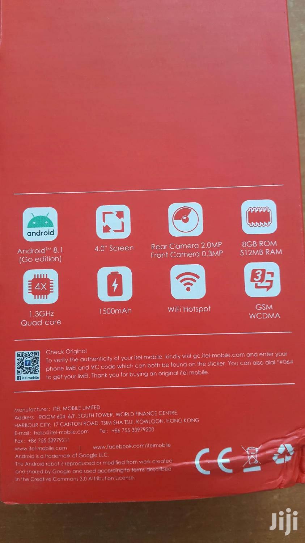 New Itel A14 8 GB Gold | Mobile Phones for sale in Tononoka, Mombasa, Kenya