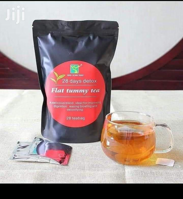 28 Days Detox Tea-flat Tummy | Vitamins & Supplements for sale in Nairobi Central, Nairobi, Kenya