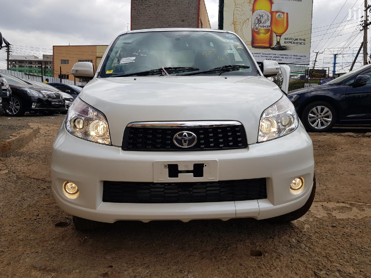 Toyota Rush 2013 White | Cars for sale in Kilimani, Nairobi, Kenya