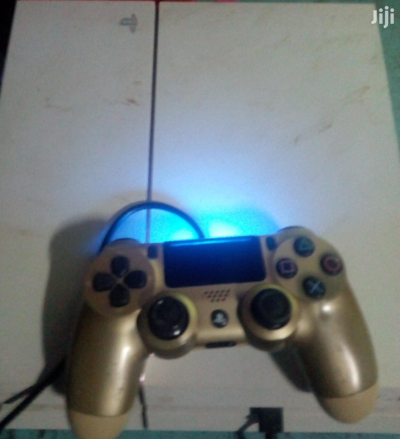 Play Station 4 Chipped With 10 Games | Video Game Consoles for sale in West Kisumu, Kisumu, Kenya