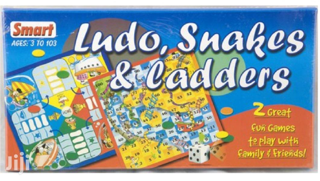 Archive: Ludo Snakes & Ladder Board Game Smart Toys