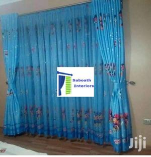 Cartoon Curtains | Baby & Child Care for sale in Nairobi, Nairobi Central