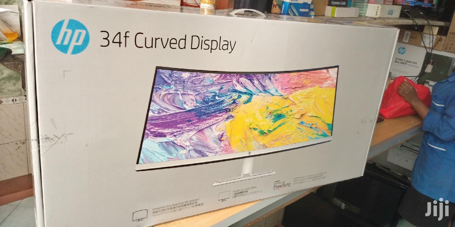 Archive: Hp 34f Curved Display.