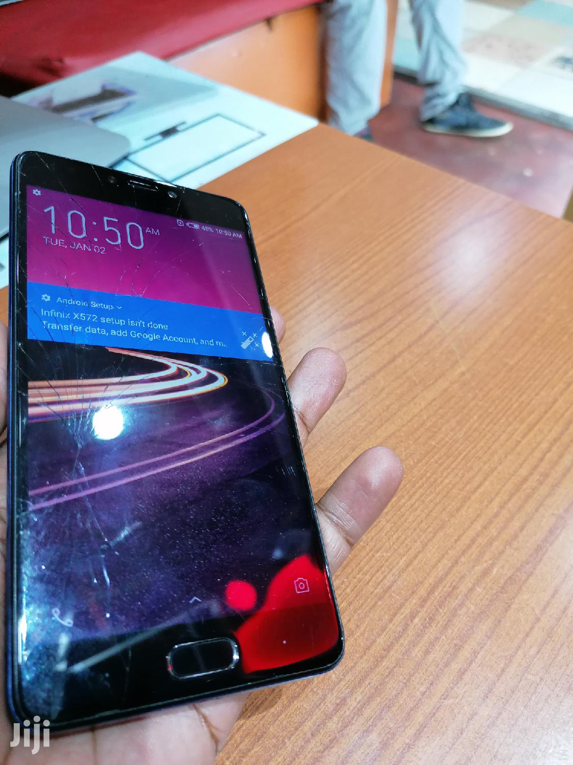 Archive: Infinix Note 4 16 GB Blue