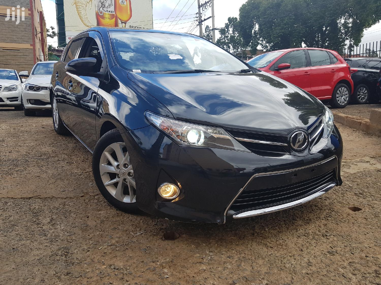 Toyota Auris 2013 Black | Cars for sale in Kilimani, Nairobi, Kenya