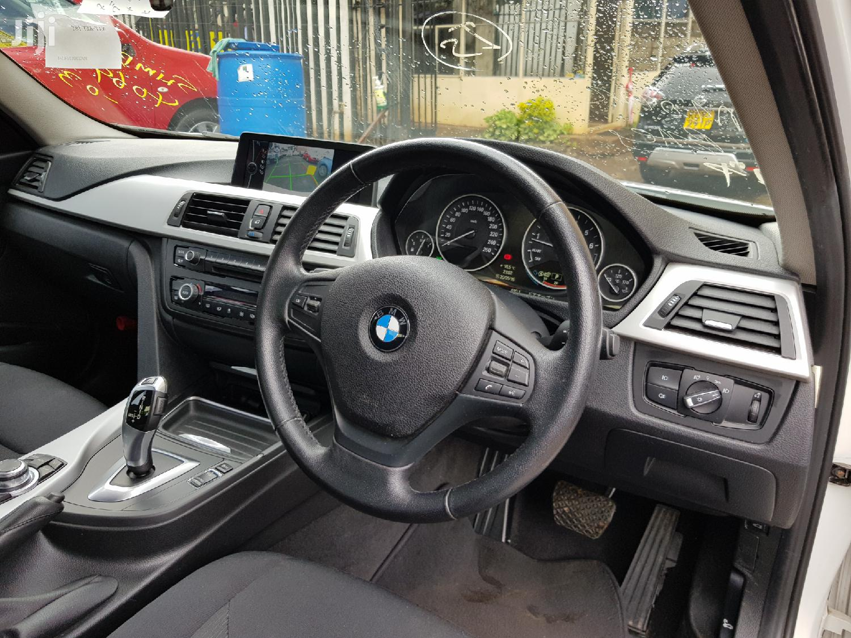 Archive: BMW 320i 2013 White