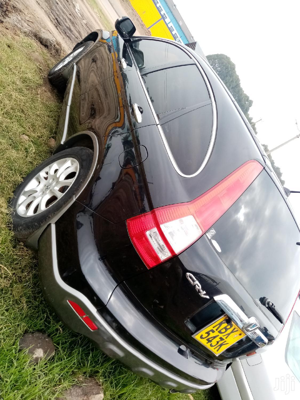 Honda CR-V 2007 Black   Cars for sale in Nairobi Central, Nairobi, Kenya