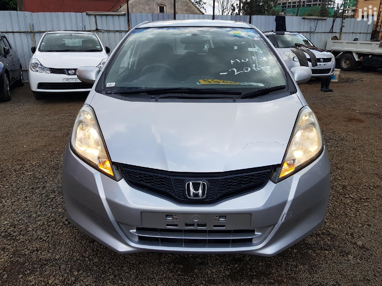Honda Fit 2013 Silver | Cars for sale in Kilimani, Nairobi, Kenya
