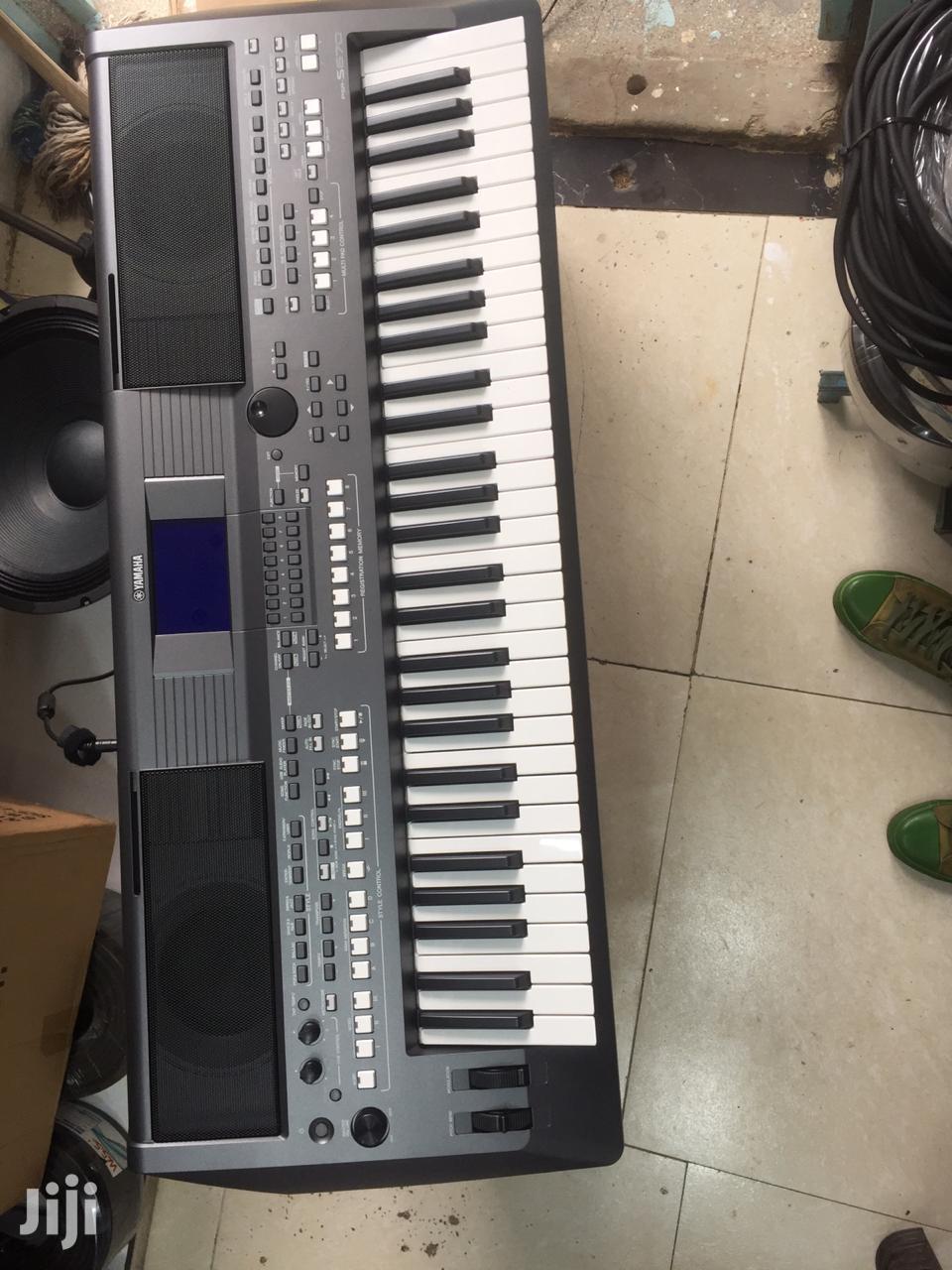 Yamaha Keyboard PSR-670