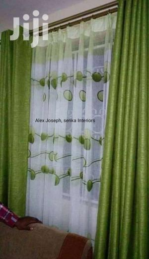Green Curtains   Home Accessories for sale in Nairobi, Nairobi Central