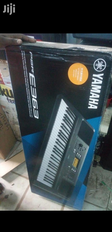 Yamaha 363 Keyboard