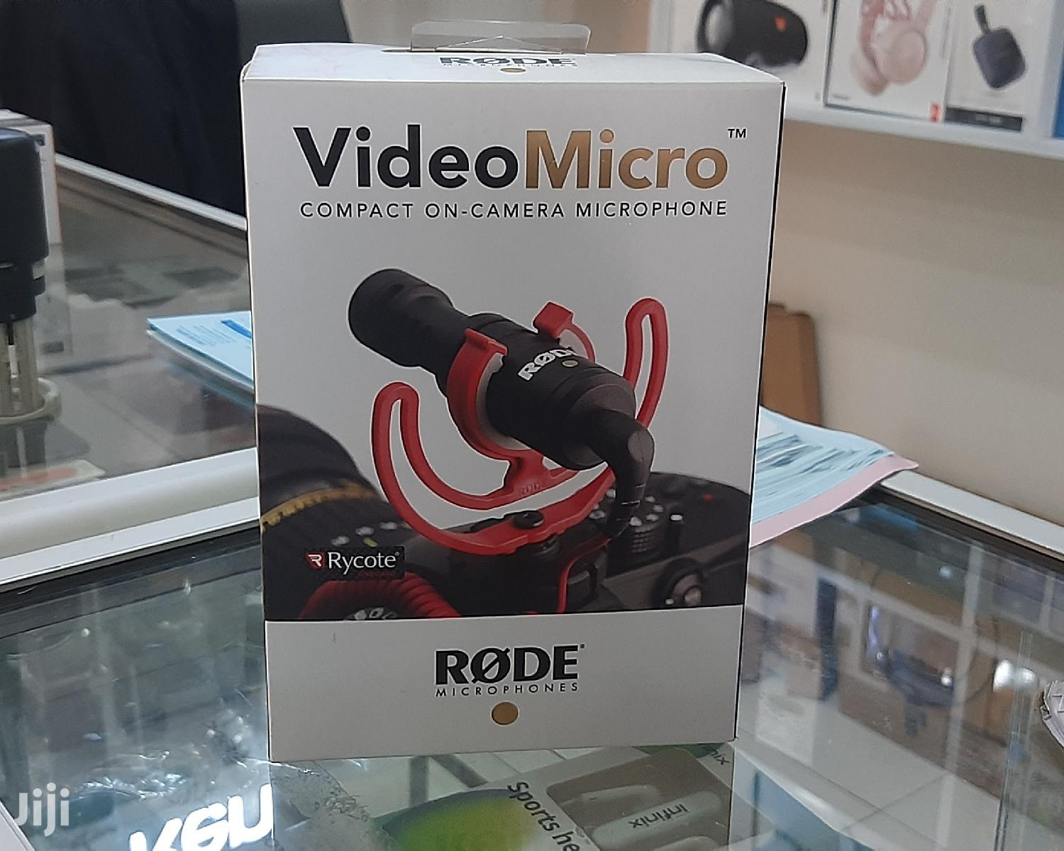 Brand New Rode Video Microphone at Shop