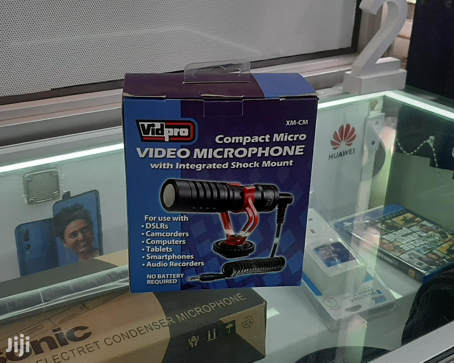 Brand New Vidpro Xm Video Microphone