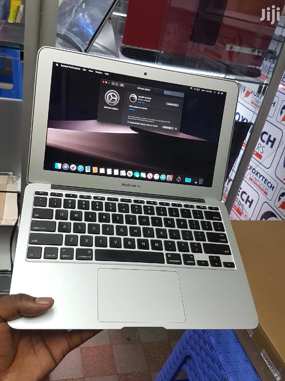 Laptop Apple MacBook Air 4GB Intel Core I5 SSD 256GB   Laptops & Computers for sale in Nairobi Central, Nairobi, Kenya