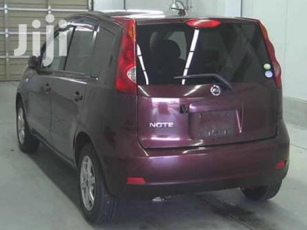 New Nissan Note 2012 1.4 Red | Cars for sale in Parklands/Highridge, Nairobi, Kenya